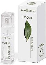Parfémy, Parfumerie, kosmetika Frais Monde Foglie - Toaletní voda
