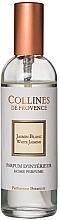 Parfémy, Parfumerie, kosmetika Aroma Bílý jasmín - Collines de Provence White Jasmine Home Perfume