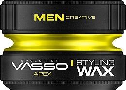 Parfémy, Parfumerie, kosmetika Stylingový vosk - Vasso Professional Hair Styling Wax Apex