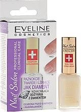 Parfémy, Parfumerie, kosmetika Kondicionér na nehty s diamantem - Eveline Cosmetics Nail Therapy Professional
