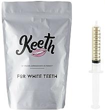 Parfémy, Parfumerie, kosmetika Sada náhradních aplikátorů s bělícím gelem Kokos - Keeth Coconut Refill Pack