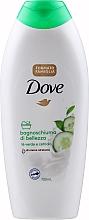 Parfémy, Parfumerie, kosmetika Sprchový krém-gel Dotek svěžesti - Dove Fresh Touch Shower Gel