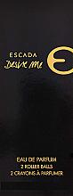 Parfémy, Parfumerie, kosmetika Escada Desire Me - Sada (edp/2x6ml)