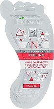 Parfémy, Parfumerie, kosmetika Krém -peeling na nohy - Bielenda ANX Podo Detox Foot Scrub Cream