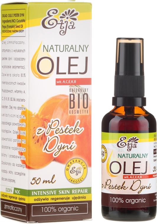 Přírodní olej ze semen dýně - Etja Natural Oil