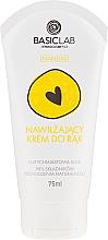 Parfémy, Parfumerie, kosmetika Hydratační krém na ruce - BasicLab Dermocosmetics Famillias