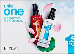 Parfémy, Parfumerie, kosmetika Sada - Revlon Professional Uniq One Lotus (spray/150ml+spray/150ml)