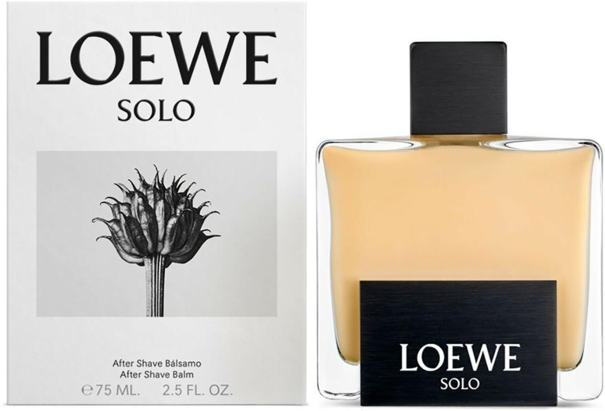 Loewe Solo Loewe After Shave Balm - Balzám po holení — foto N1
