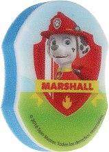 Parfémy, Parfumerie, kosmetika Koupelová houba dětská, Marshall - Suavipiel Paw Patrol Bath Sponge