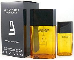 Parfémy, Parfumerie, kosmetika Azzaro Pour Homme - Sada (edt/100ml + edt/30ml)
