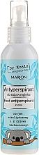 Parfémy, Parfumerie, kosmetika Antiperspirant pro nohy - Marion Dr Koala Foot Antiperpirant In Mist