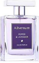 Parfémy, Parfumerie, kosmetika Allvernum Pepper & Lavender - Parfémovaná voda