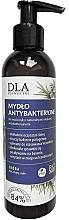 Parfémy, Parfumerie, kosmetika Antibakteriální mýdlo na ruce s přírodními antibakteriálními oleji - DLA
