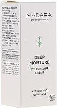 Parfémy, Parfumerie, kosmetika Krém na oční okolí - Madara Cosmetics Eye Contour Cream