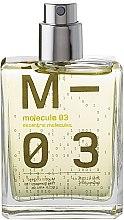 Parfémy, Parfumerie, kosmetika Escentric Molecules Molecule 03 - Toaletní voda (výměnný blok)