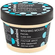 Parfémy, Parfumerie, kosmetika Hustá pěna na čištění obličeje Clean Skin - Cafe Mimi Washing Mousse Facial Clean Skin