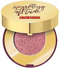 Parfémy, Parfumerie, kosmetika Oční stíny - Pupa Sparkling Attitude Multi-reflection Eyeshadow