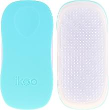 Parfémy, Parfumerie, kosmetika Kartáček na vlasy - Ikoo Home White Ocean Breeze