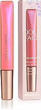 Parfémy, Parfumerie, kosmetika Lesk na rty - Doll Face Hologlam Lipgloss