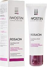 Parfémy, Parfumerie, kosmetika Noční uklidňující krém na obličej - Iwostin Rosacin Redness Reducing Night Cream