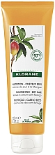 Parfémy, Parfumerie, kosmetika Denní krém pro suché vlasy s mangovým olejem - Klorane Day Cream For Dry Hair With Mang Oil