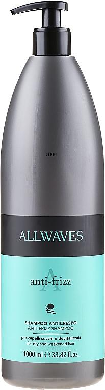 Šampon pro neposlušné vlasy - Allwaves Anti-Frizz Shampoo