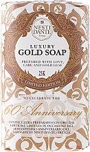 "Parfémy, Parfumerie, kosmetika Mýdlo ""Zlaté"" - Nesti Dante Gold Soap"