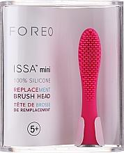 Parfémy, Parfumerie, kosmetika Náhradní hlavice na čištění jazyka - Foreo Brush Head Issa Mini Wild Strawberry