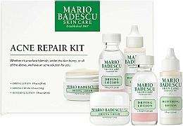 Parfémy, Parfumerie, kosmetika Sada - Mario Badescu Acne Repair Kit (lot/2x29ml+cr/14g)