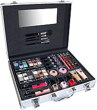 Parfémy, Parfumerie, kosmetika Kosmetický kufřík - Cosmetic 2K Beauty Unlimited Train Case
