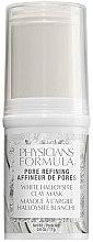 Parfémy, Parfumerie, kosmetika Jílová maska - Physicians Formula Pore Refining White Halloysite Clay Mask