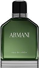 Parfémy, Parfumerie, kosmetika Giorgio Armani Armani Eau de Cedre - Toaletní voda (tester s víčkem