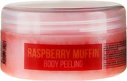 Parfémy, Parfumerie, kosmetika Scrub na tělo Raspberry Muffin - Hristina Stani Chef'S Raspberry Muffin Body Peeling