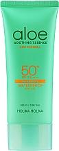 Parfémy, Parfumerie, kosmetika Gel s aloe proti slunci - Holika Holika Aloe Waterproof Sun Gel