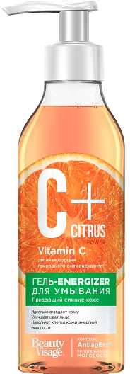 Čisticí gel - FitoKosmetik C+Citrus Energizer AntiegEnz