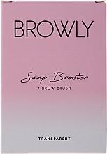 Parfémy, Parfumerie, kosmetika Mýdlo na tvarování obočí - Browly Soap Booster