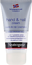 Parfémy, Parfumerie, kosmetika Krém na ruce a nehty - Neutrogena Hand & Nail Cream