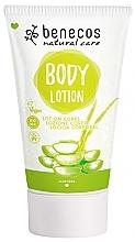 Parfémy, Parfumerie, kosmetika Tělový lotion Aloe vera - Benecos Natural Care Aloe Vera Body Lotion