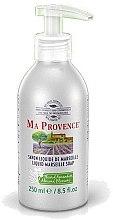 "Parfémy, Parfumerie, kosmetika Tekuté mýdlo Marseilles ""Mandle"" - Ma Provence Liquid Marseille Soap Almond"