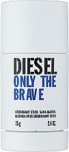 Parfémy, Parfumerie, kosmetika Diesel Only The Brave - Deodorant v tyčince