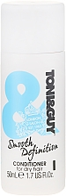 Parfémy, Parfumerie, kosmetika Kondicionér pro suché vlasy - Toni & Guy Smooth Definition Conditioner for Dry Hair