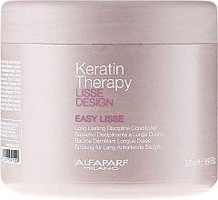 Parfémy, Parfumerie, kosmetika Kondicionér na vlasy - Alfaparf Lisse Design Keratin Therapy Easy Lisse
