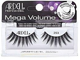Parfémy, Parfumerie, kosmetika Umělé řasy - Ardell Mega Volume 253 Black