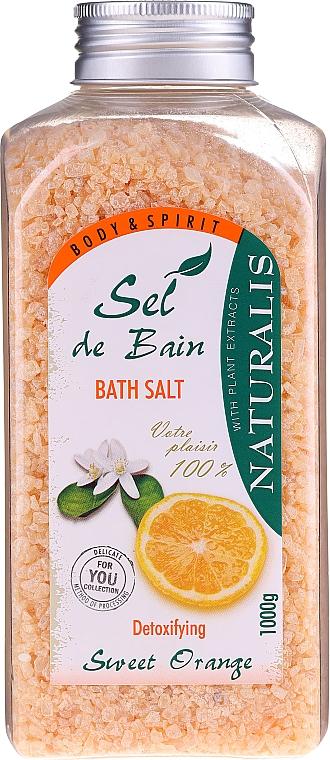 Koupelová sůl - Naturalis Sel de Bain Sweet Orange Bath Salt