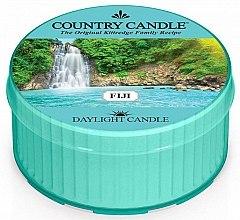 Parfémy, Parfumerie, kosmetika Čajová svíčka - Country Candle Fiji Daylight