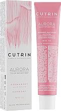 Parfémy, Parfumerie, kosmetika Permanentní krem-barva na vlasy - Cutrin Aurora Color Reflection
