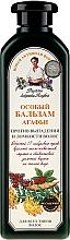 Parfémy, Parfumerie, kosmetika Speciální balzám Agafii Proti vypadávání vlasů a proti křehkým vlasům - Recepty babičky Agafyy