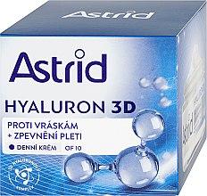 Parfémy, Parfumerie, kosmetika Denní krém na obličej - Astrid Hyaluron 3D