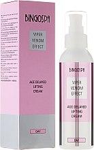 Parfémy, Parfumerie, kosmetika Krém na obličej - Bingospa Viper Venom Effect Lifting Cream