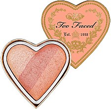 Parfémy, Parfumerie, kosmetika Tvařenka - Too Faced Sweethearts Perfect Flush Blush